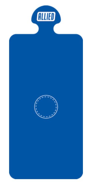 Steri-Tamp Blue-Bag-Port-etiquetas-esteriles