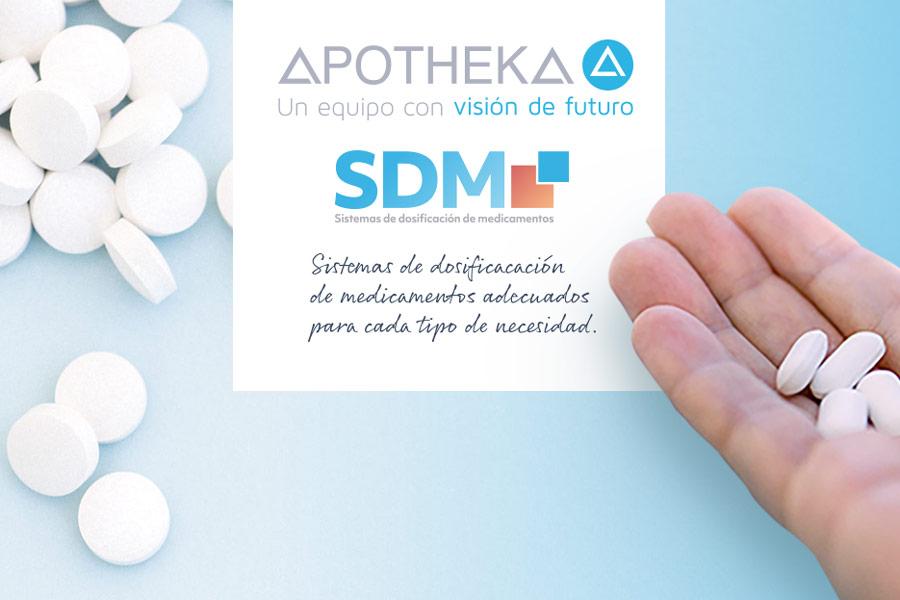 SDM se incorpora al grupo Apotheka